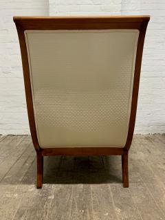 Pair of Biedermeier Style Lounge Chairs - 1060460