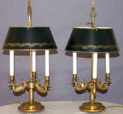 Pair of Bouillotte Lamps - 627788