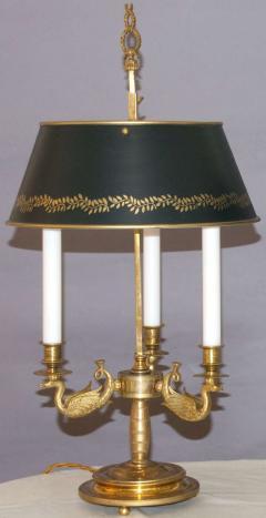 Pair of Bouillotte Lamps - 627789