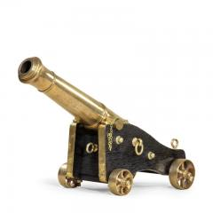 Pair of Bronze Cannon by McAndrew English circa 1850 - 1164841