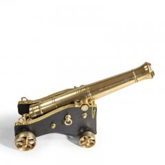 Pair of Bronze Cannon by McAndrew English circa 1850 - 1164847