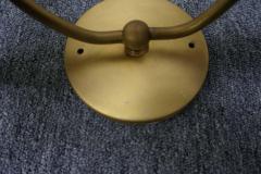 Pair of Brutalist Brass Sconces by Moe Bridges Mid Century Modern - 1796262