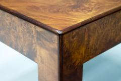 Pair of Burl Wood Side or End Tables 1970s - 1168104