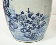 Pair of Chinese Blue and White Planters - 1311206