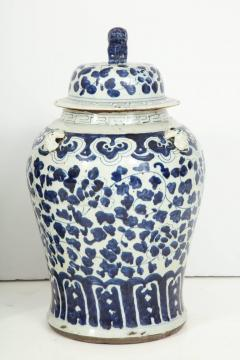 Pair of Chinese Export Jars with Lids - 848360