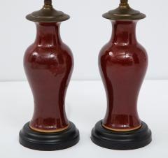 Pair of Chinese Export Lamps - 1734819