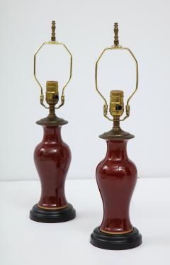 Pair of Chinese Export Lamps - 1734821