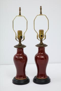 Pair of Chinese Export Lamps - 1734822