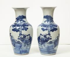 Pair of Chinese Export Vases - 1311185