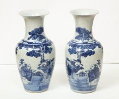 Pair of Chinese Export Vases - 1311188