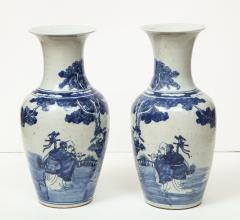 Pair of Chinese Export Vases - 1311191