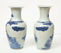 Pair of Chinese Export Vases - 1311194