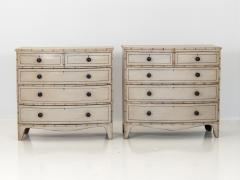 Pair of Chinoiserie Chests of Drawers - 1674935