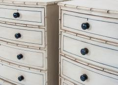 Pair of Chinoiserie Chests of Drawers - 1674942