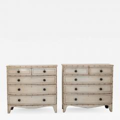 Pair of Chinoiserie Chests of Drawers - 1676452