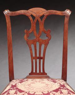 Pair of Chippendale Side Chairs - 337913