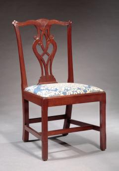 Pair of Chippendale Side Chairs - 341600
