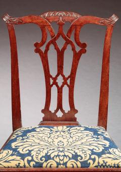 Pair of Chippendale Side Chairs - 477877