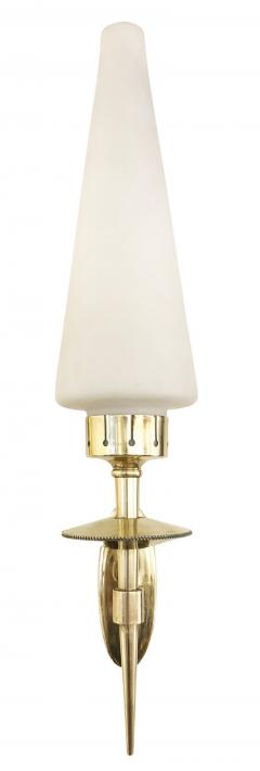 Pair of Conical Mid Century Sconces - 1358202