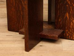 Pair of Constructivist Side Tables - 1280884