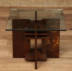 Pair of Constructivist Side Tables - 1280890