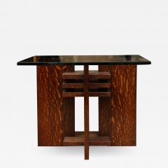 Pair of Constructivist Side Tables - 1281300