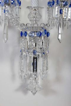 Pair of Crystal Sconces France 1930s - 1525509