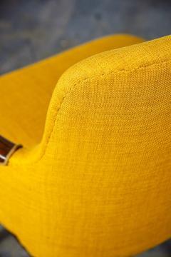 Pair of Danish Rosewood Mid Century Arm Chairs - 1696235