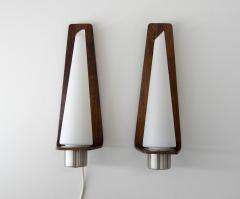 Pair of Danish Wall Lamps 1960s - 2090774