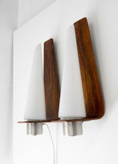 Pair of Danish Wall Lamps 1960s - 2090776