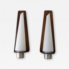 Pair of Danish Wall Lamps 1960s - 2093930