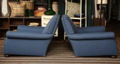 Pair of Deep Deco Club Chairs - 1192503