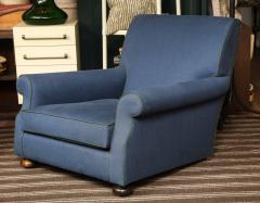 Pair of Deep Deco Club Chairs - 1192519