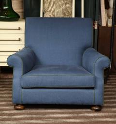 Pair of Deep Deco Club Chairs - 1192520