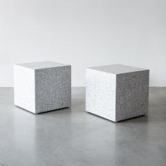 Pair of Dixon side tables Designed and made by Andy Messenger - 1349152