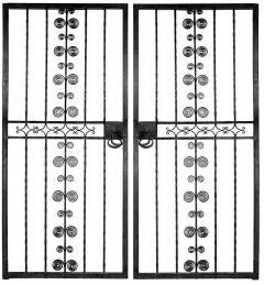 Pair of Doors for J Walter Thompson NY - 239971  sc 1 st  Incollect & Samuel Yellin - Pair of Doors for J. Walter Thompson NY