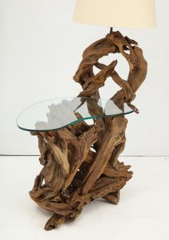 Pair of Driftwood Lamp Tables - 990710