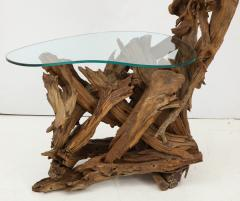 Pair of Driftwood Lamp Tables - 990713