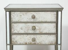 Pair of Eglomis Mirrored Tables - 1924776