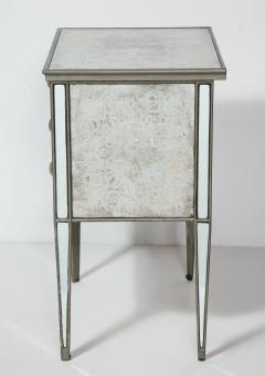 Pair of Eglomis Mirrored Tables - 1924777