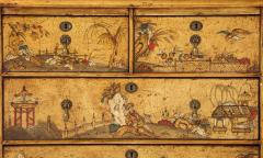 Pair of English Chinoiserie Chests - 1262335