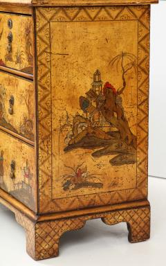 Pair of English Chinoiserie Chests - 1262337