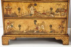 Pair of English Chinoiserie Chests - 1262338