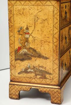 Pair of English Chinoiserie Chests - 1262341