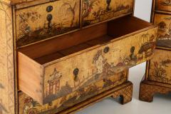 Pair of English Chinoiserie Chests - 1262343