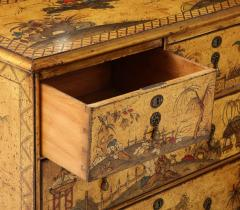 Pair of English Chinoiserie Chests - 1262344