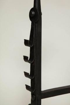 Pair of English Cotswold School Andirons - 664064