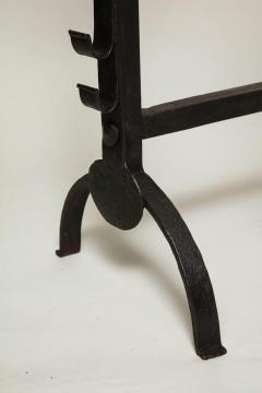 Pair of English Cotswold School Andirons - 664066