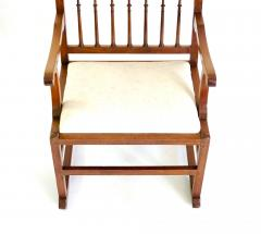 Pair of English North Country Drunkards Arm Chairs - 2027737