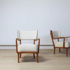 Pair of Finnish 1930s Armchairs - 1899308